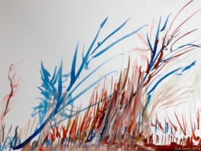 Gus Spero Painting